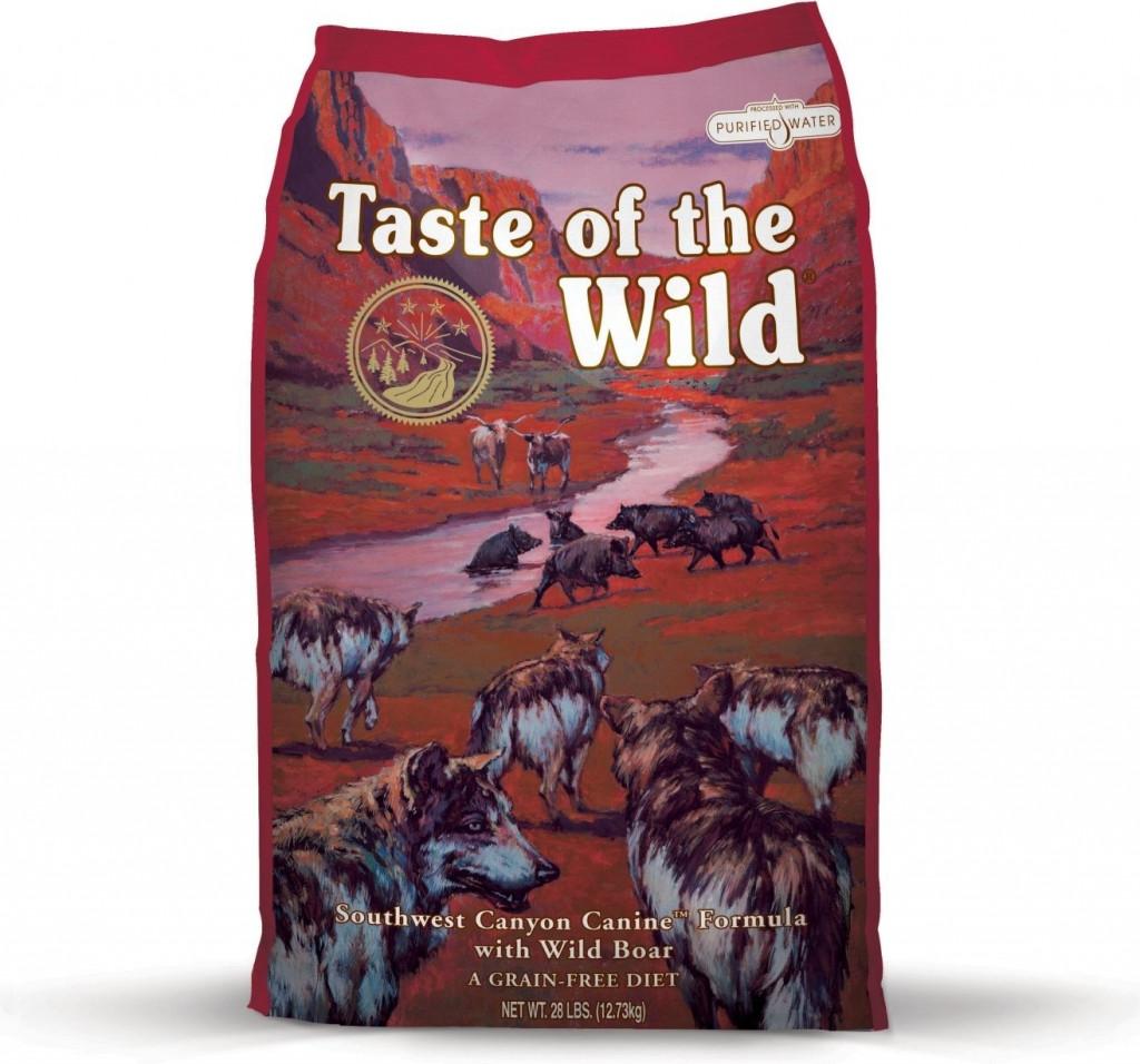 TASTE of the WILD southwest CANYON 13 kg - DOPRAVA ZDARMA