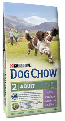 PURINA dog chow ADULT JEHNĚČÍ 14kg