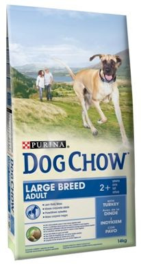 PURINA dog chow ADULT LARGE 14kg