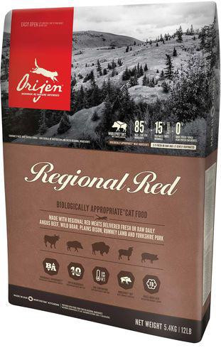 ORIJEN CAT REGIONAL red 5,4 kg