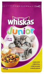 WHISKAS suché Junior 950 g