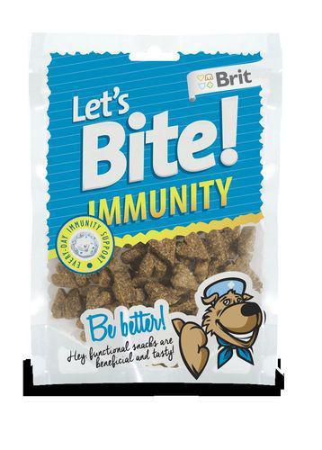 BRIT let's dog IMMUNITY 150g