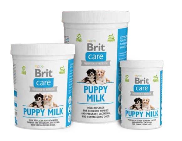 BRIT CARE dog PUPPY MILK 500g