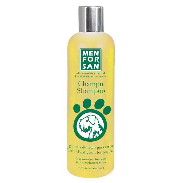 MENFORSAN šampon pro ŠTĚŇATA pšeničný kličky 300ml