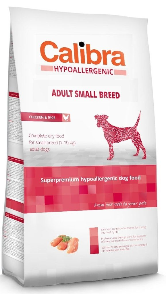 Calibra Dog HA Adult Small Breed Chicken 14kg
