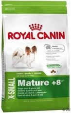 Royal Canin X-SMALL MATURE +8 3kg