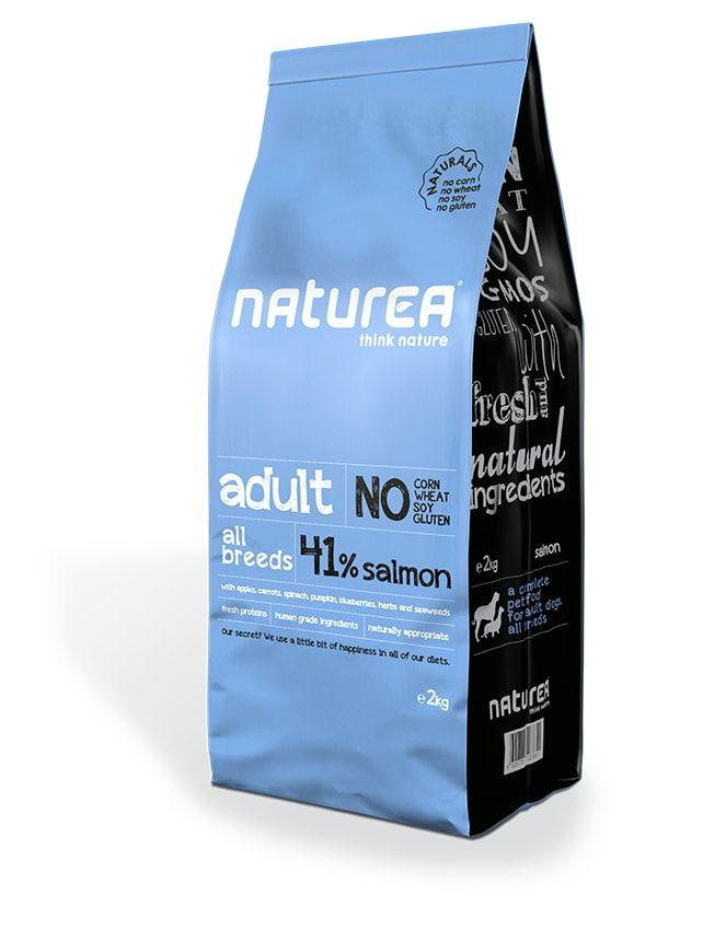 Naturea Naturals dog Adult Salmon 100g