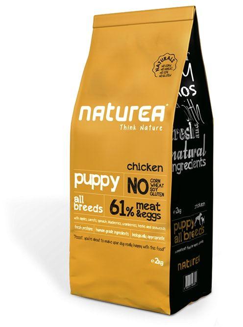 Naturea Naturals dog Puppy Chicken 2kg