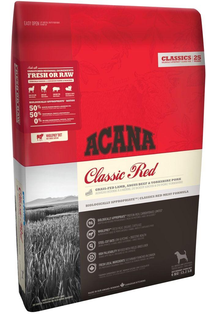 Acana Dog Classics Red 340g