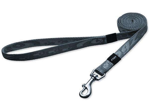 Vodítko ROGZ Alpinist stříbrné M