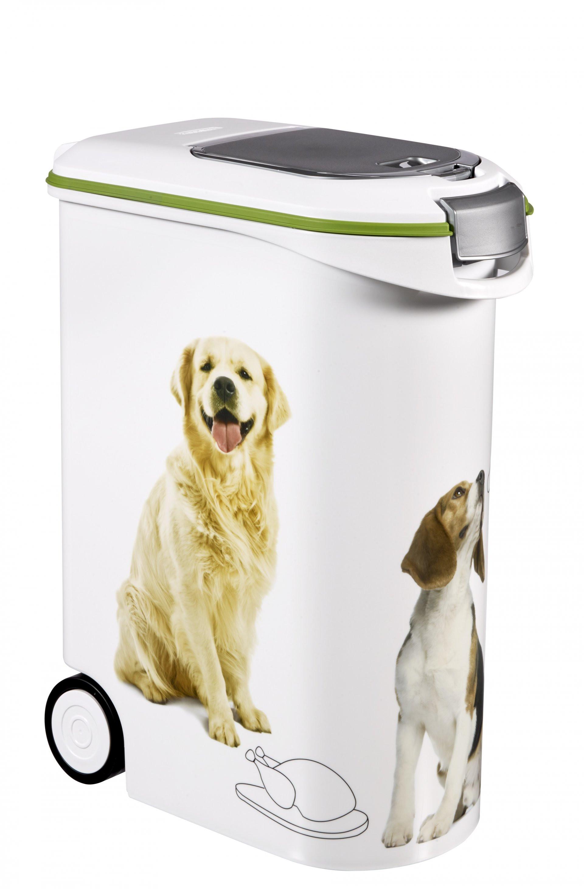 Kontejner na krmivo psi 20kg Doprava Zdarma