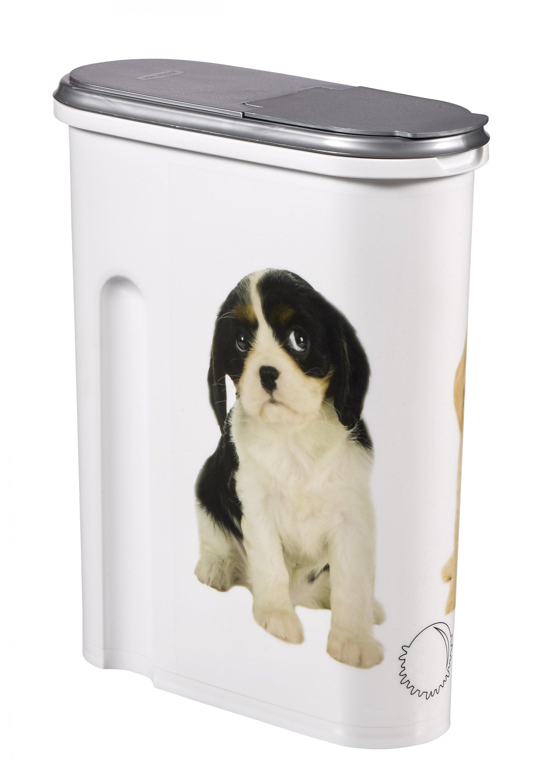 Kontejner na krmivo psi 1,5l
