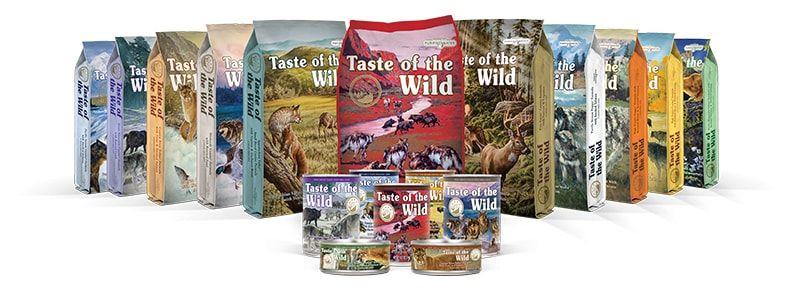 Taste of the Wild High Prairie Canine 2kg