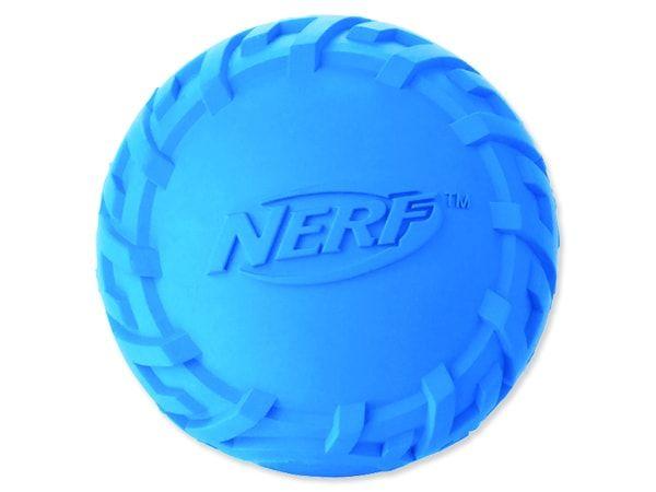Hračka NERF gumový míč pískací 6 cm