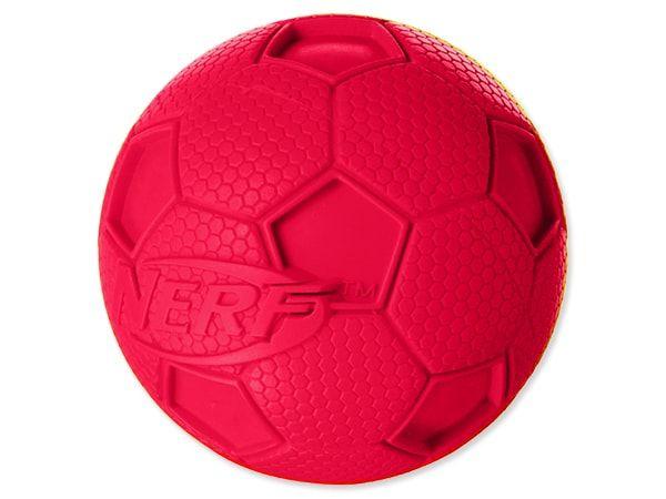 Hračka NERF gumový míček pískací 6 cm