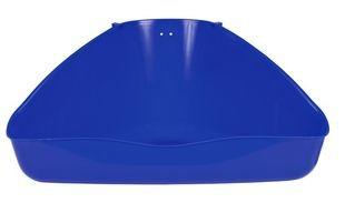 WC pro KRÁLÍKY a MORČATA rohové 36×21×30cm