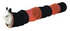 TUNEL pro hlodavce barevný 18x130cm