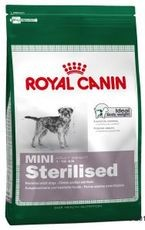 RC MINI STERILISED 2kg