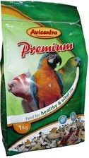 Avicentra PRÉMIUM velký papoušek 1kg