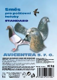 Avicentra HOLUB standart 25kg
