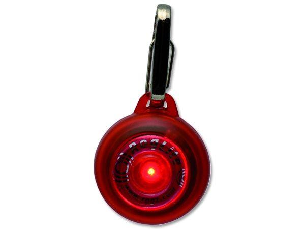 Známka ROGZ RogLite červená