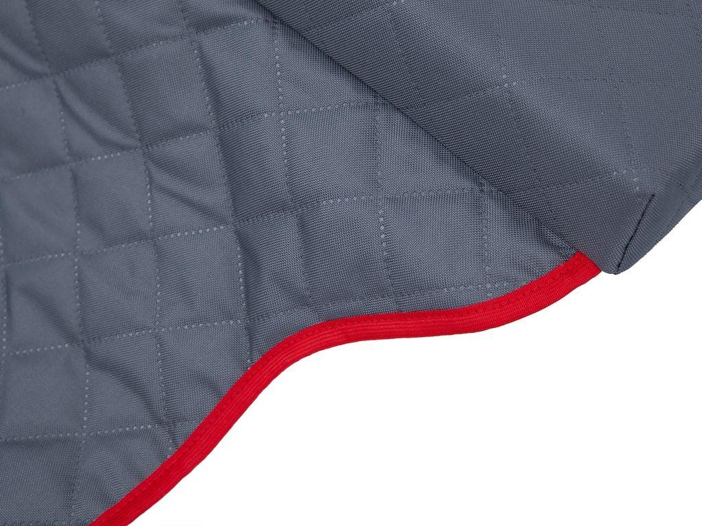 Matrace s potahem Cover Grey - L
