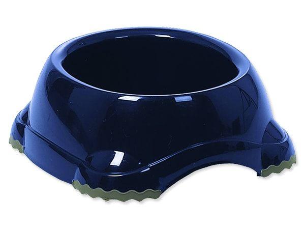 Miska DOG FANTASY plastová protiskluzová modrá 20 cm 735ml