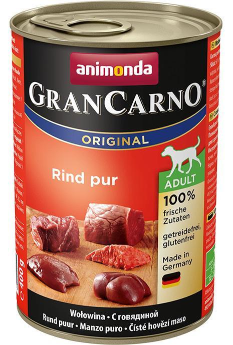 ANIMONDA Gran Carno čisté hovězí 400g