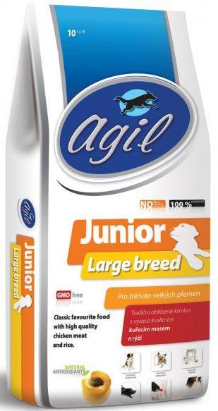 AGIL JUNIOR LARGE Breed 10kg