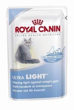 Royal canin Kom. Feline Ultra Light kapsa, želé 85g