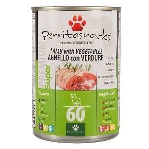 Perrito konzerva pes Lamb & Vegetables 395g