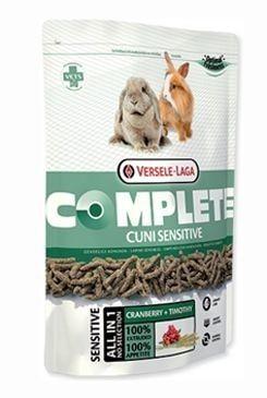 VL Krmivo pro králíky Cuni Sensitive Complete 500g