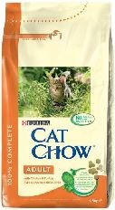 PURINA cat chow ADULT kuře/krůta 15kg