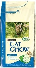 PURINA cat chow ADULT tuňák/losos 15kg