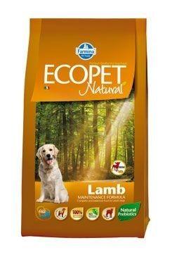 Ecopet Natural Adult Lamb 2,5kg