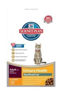 Hill's Feline Dry Adult Urinary Sterilised Ch. 1,5kg