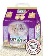 Kočkolit CAT BEST NATURE GOLD 10l/6kg