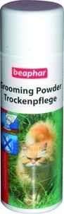 Šampon (beaphar) GROOMING powder CAT 150g