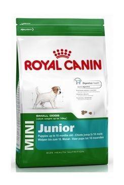 Royal canin Kom. Mini Junior 4kg
