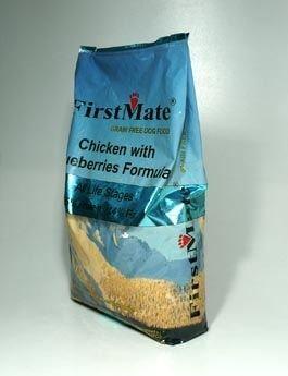 First Mate Dog Chicken& Blueberry 6,6kg