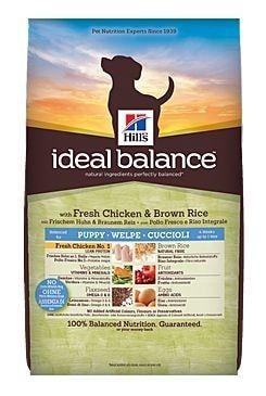 Hill's Canine Ideal B. Puppy kuře a hnědá rýže 12kg