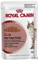 Royal Canin cat kapsa INSTINCTIVE 85g
