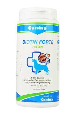 Canina Biotin Forte plv 200g