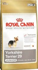 Royal Canin YORKSHIRE JUNIOR 1,5g