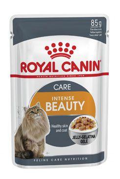 Royal canin Kom. Feline Int. Beauty kapsa, želé 85g