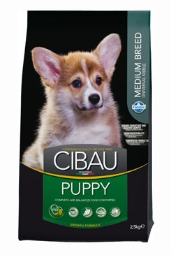 Farmina Pet Foods - Cibau CIBAU Puppy Medium 2,5kg