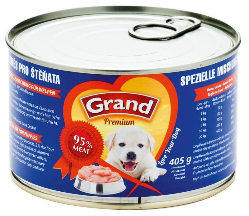 Grand konz. 405g ŠTĚNĚ speciální směs