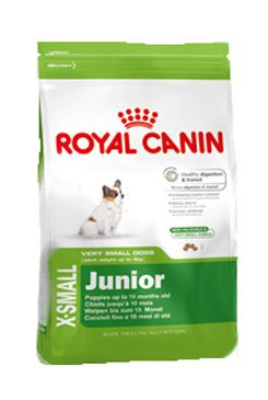 Royal canin Kom. X-Small Junior 500g
