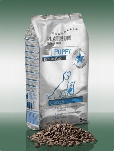 Platinum Puppy Chicken - ŠTĚNĚČÍ 15 kg + 5% Sleva