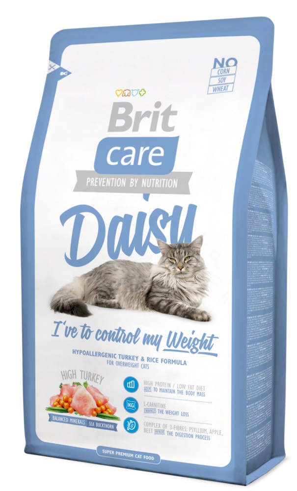 BRIT CARE cat WEIGHT - DAISY 2kg